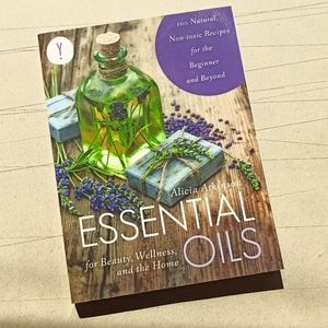 Other - Essential Oils Book - how to & recipes